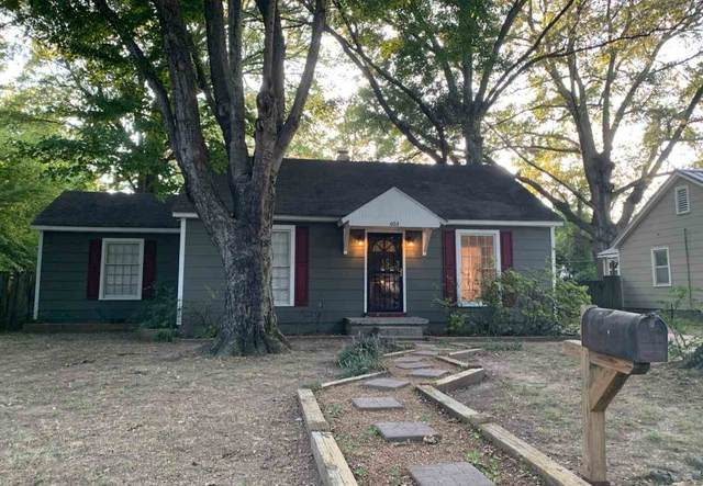 603 Eastern Dr, Memphis, TN 38122 (#10107470) :: Faye Jones | eXp Realty