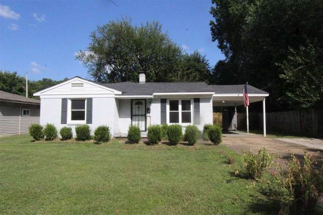 812 Rock Rd, Memphis, TN 38122 (#10107510) :: Faye Jones   eXp Realty