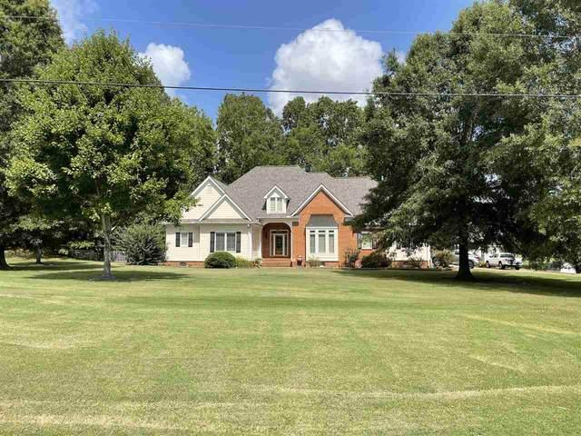 840 Woodbridge Rd, Somerville, TN 38068 (MLS #10107546) :: Your New Home Key