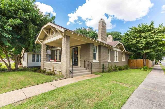 1376 Vance Ave, Memphis, TN 38104 (#10107601) :: The Home Gurus, Keller Williams Realty