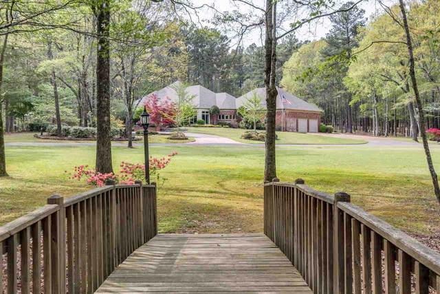 11170 Raleigh-Lagrange Rd, Unincorporated, TN 38028 (MLS #10107689) :: Area C. Mays | KAIZEN Realty