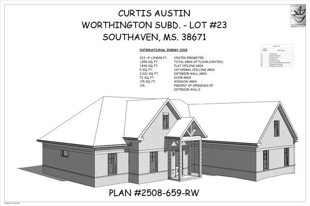 6146 Stafford Dr, Southaven, MS 38671 (#10107745) :: The Melissa Thompson Team