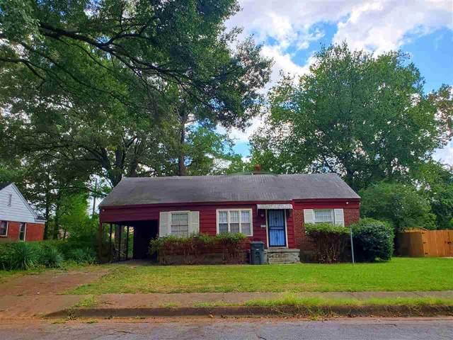 2859 Larose Ave, Memphis, TN 38114 (#10107752) :: Bryan Realty Group