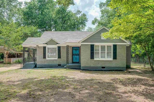 1049 Mcevers Ave, Memphis, TN 38111 (#10107761) :: The Home Gurus, Keller Williams Realty