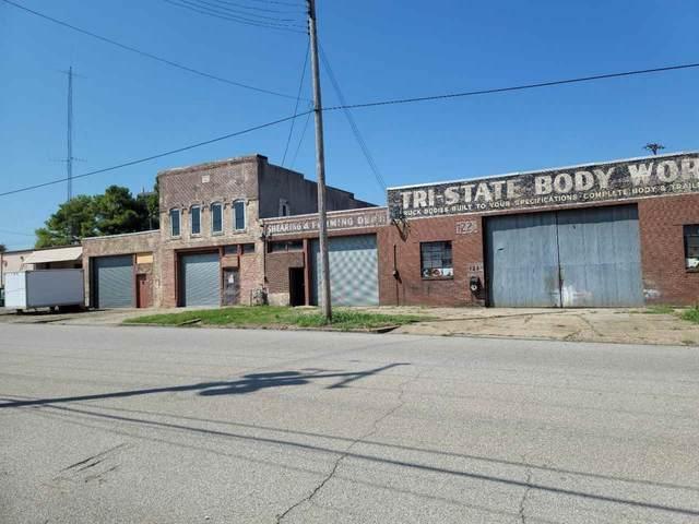 122 W Carolina Ave, Memphis, TN 38103 (#10107807) :: Faye Jones | eXp Realty