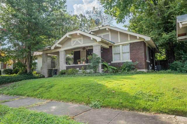 2425 Parkway Pl, Memphis, TN 38112 (#10107861) :: Bryan Realty Group