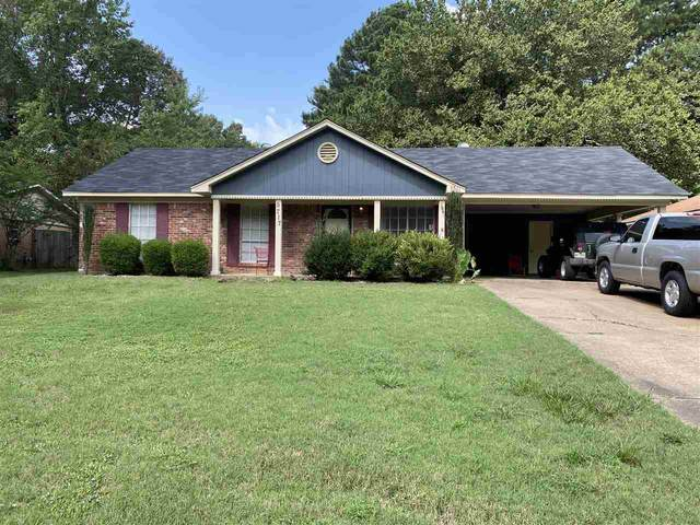 5717 Choctaw Dr, Horn Lake, MS 38637 (#10107892) :: Bryan Realty Group
