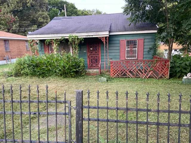 2068 Benford St, Memphis, TN 38109 (MLS #10107910) :: Your New Home Key