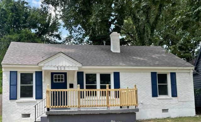 563 Josephine St, Memphis, TN 38111 (#10107924) :: Area C. Mays | KAIZEN Realty