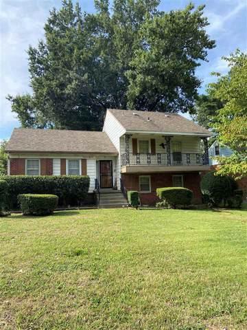 4655 Chancellor Cv, Memphis, TN 38118 (#10107954) :: Faye Jones | eXp Realty
