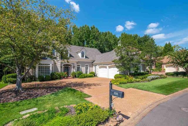 3535 Windgarden Cv, Memphis, TN 38125 (MLS #10107997) :: Your New Home Key