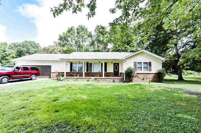 1384 Indian Creek Rd, Unincorporated, TN 38011 (#10108020) :: Faye Jones   eXp Realty