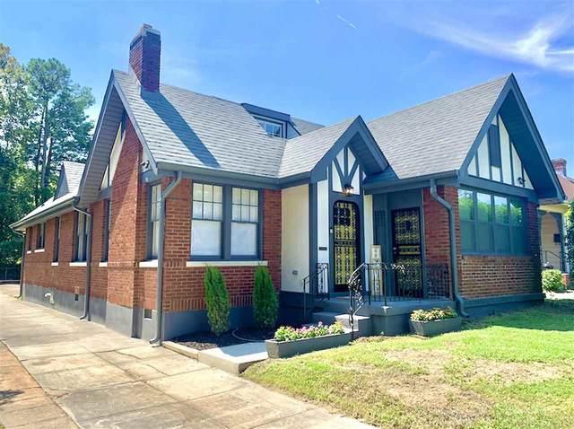 1749 Glenview Ave, Memphis, TN 38114 (#10108030) :: Area C. Mays | KAIZEN Realty