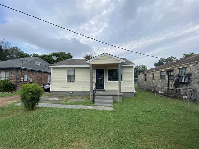 1516 Britton St, Memphis, TN 38108 (#10108057) :: The Home Gurus, Keller Williams Realty