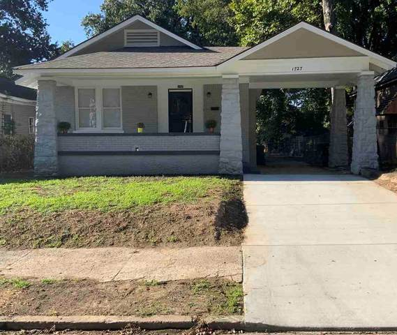 1727 Vesey Ave, Memphis, TN 38114 (#10108099) :: RE/MAX Real Estate Experts