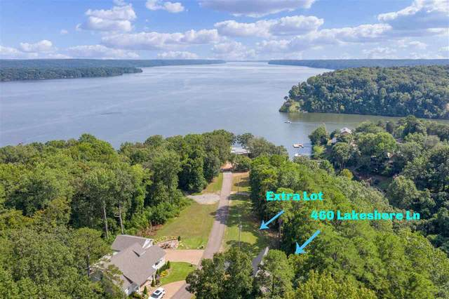 460 Lakeshore Ln, Counce, TN 38326 (#10108206) :: Area C. Mays | KAIZEN Realty