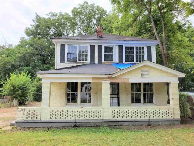 2179 Eldridge Ave, Memphis, TN 38108 (#10108244) :: The Home Gurus, Keller Williams Realty