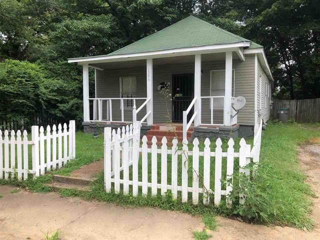 1286 Edith Ave, Memphis, TN 38106 (#10108265) :: Area C. Mays | KAIZEN Realty