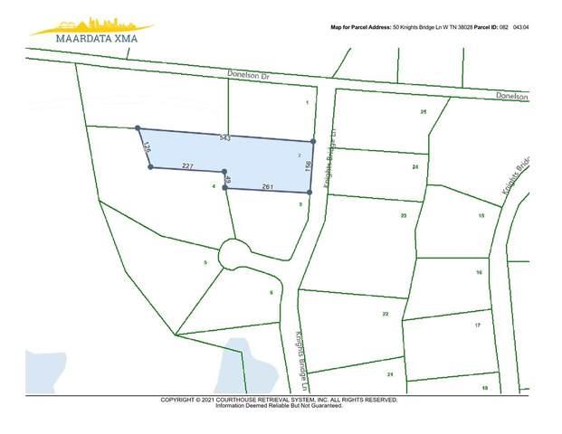 50 Knights Bridge Ln W, Eads, TN 38028 (MLS #10108288) :: Your New Home Key