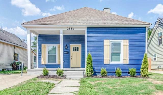2634 Harvard Ave, Memphis, TN 38112 (#10108296) :: Area C. Mays | KAIZEN Realty