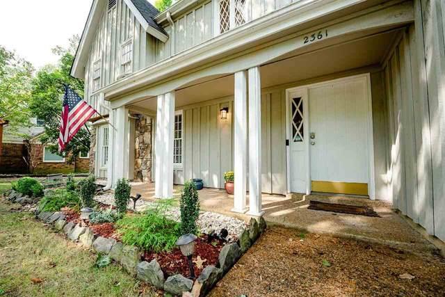 2361 Kirby Pky, Memphis, TN 38119 (#10108343) :: Faye Jones | eXp Realty