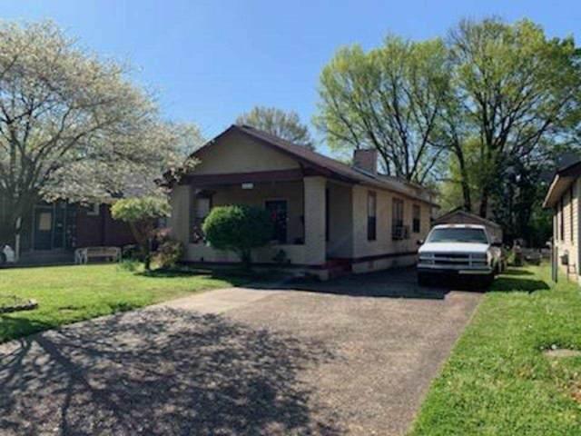 1409 Snowden Ave, Memphis, TN 38107 (#10108378) :: Faye Jones | eXp Realty
