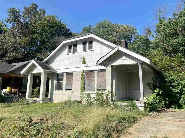 1171 Melrose St, Memphis, TN 38106 (#10108395) :: J Hunter Realty