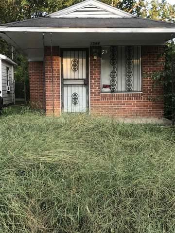 1544 Pillow St, Memphis, TN 38106 (#10108422) :: Faye Jones   eXp Realty