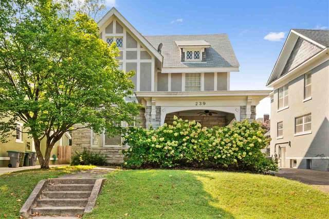 239 N Mcneil St, Memphis, TN 38112 (#10108438) :: The Home Gurus, Keller Williams Realty