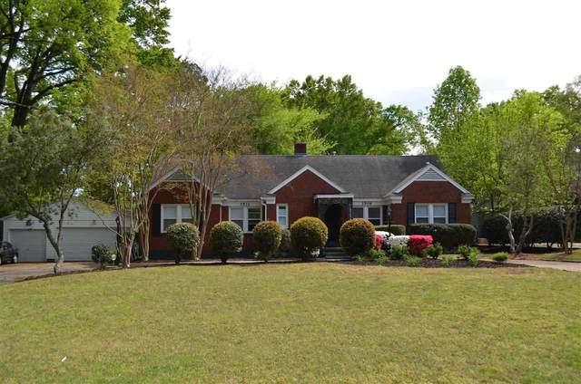 3509 Walnut Grove Rd, Memphis, TN 38111 (MLS #10108505) :: The Justin Lance Team of Keller Williams Realty