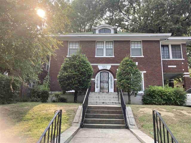 195 Angelus St, Memphis, TN 38112 (#10108506) :: The Home Gurus, Keller Williams Realty