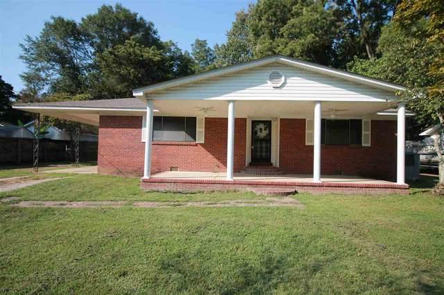 536 James St, Covington, TN 38019 (#10108515) :: RE/MAX Real Estate Experts