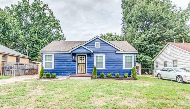 3838 S Goodman Cir, Memphis, TN 38111 (#10108609) :: Area C. Mays | KAIZEN Realty