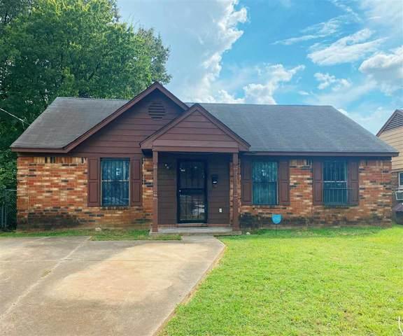 1421 Valse Dr, Memphis, TN 38106 (MLS #10108677) :: Your New Home Key