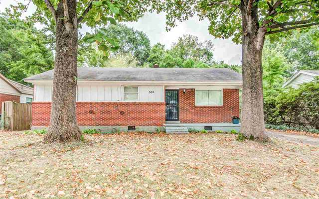 508 Malboro Rd, Memphis, TN 38120 (#10108762) :: J Hunter Realty