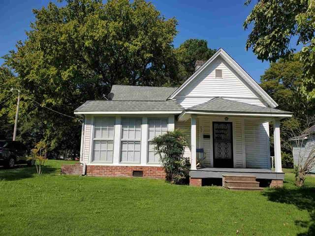437 N. Maple St, Covington, TN 38019 (#10108783) :: The Home Gurus, Keller Williams Realty