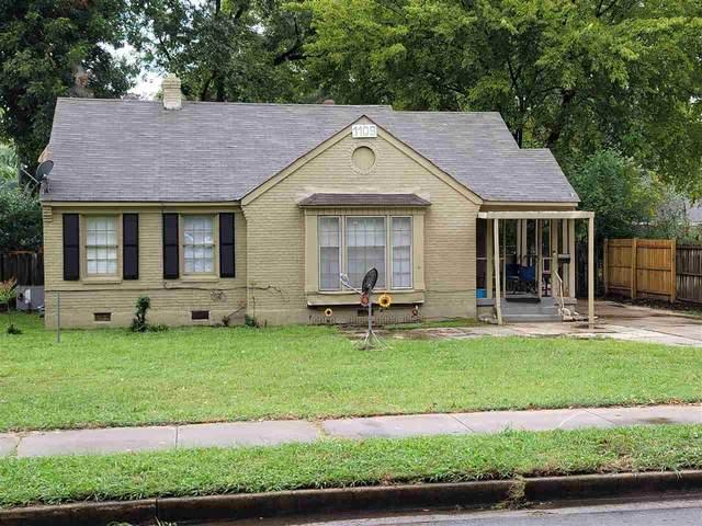 1109 Getwell Rd, Memphis, TN 38111 (#10108814) :: The Home Gurus, Keller Williams Realty