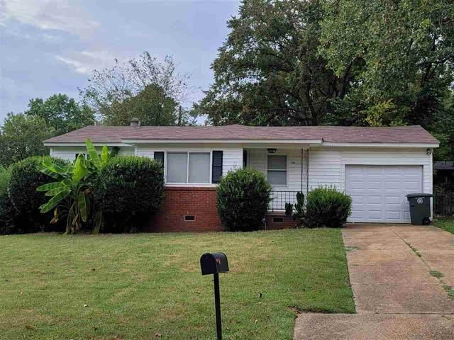 654 Pawnee Ave, Memphis, TN 38109 (#10108822) :: The Home Gurus, Keller Williams Realty