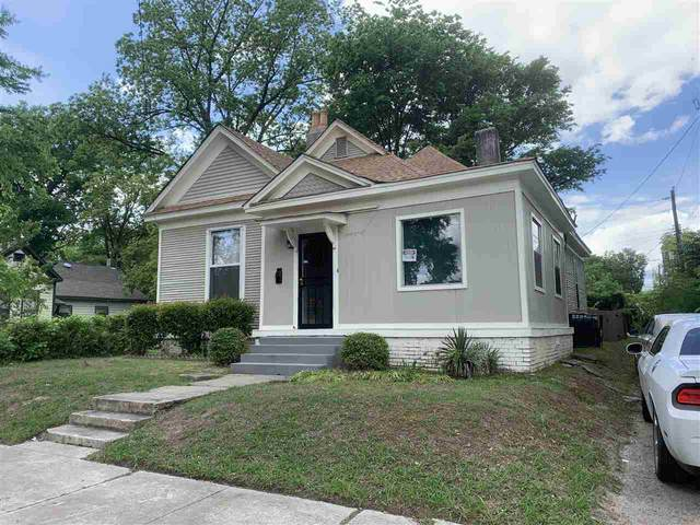 436 Cambridge Ave, Memphis, TN 38106 (#10108840) :: Bryan Realty Group
