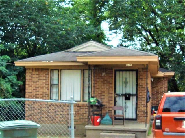 259 W Dison Ave W, Memphis, TN 38109 (#10108842) :: J Hunter Realty