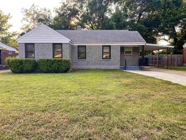 1157 Russwood Rd, Memphis, TN 38122 (MLS #10108870) :: Your New Home Key