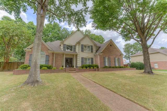 671 Antebellum Cv, Collierville, TN 38017 (#10108875) :: The Home Gurus, Keller Williams Realty