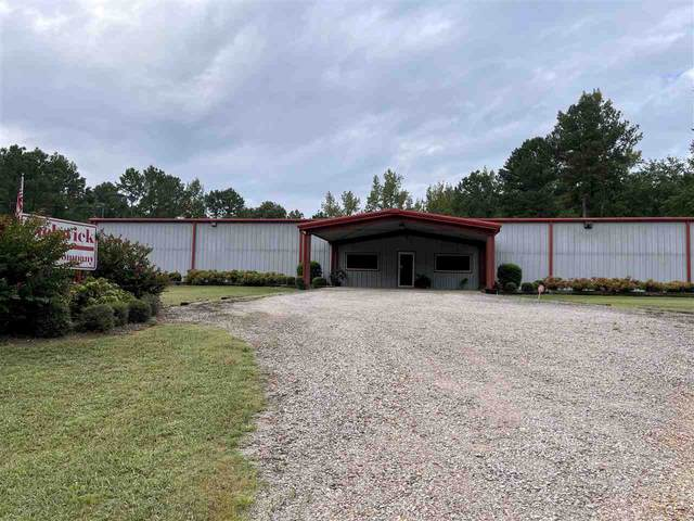 230 Highway 57 Hwy, Counce, TN 38326 (#10108898) :: The Home Gurus, Keller Williams Realty