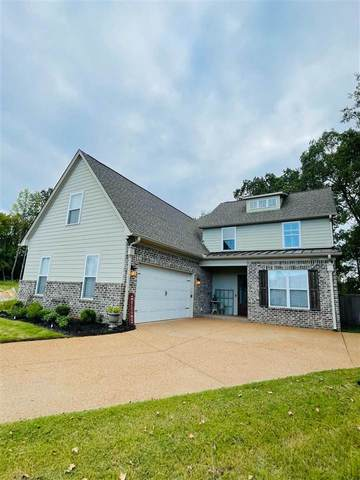 10195 Evergreen Manor Cv, Lakeland, TN 38002 (#10108918) :: The Home Gurus, Keller Williams Realty