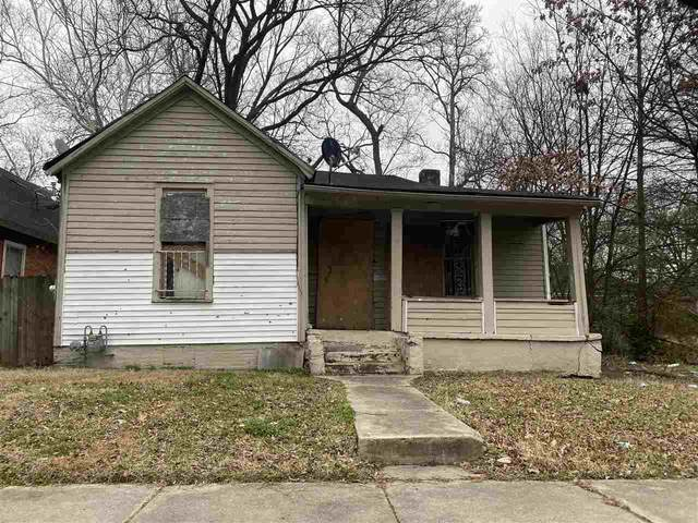 946 Seattle St, Memphis, TN 38114 (#10108924) :: RE/MAX Real Estate Experts