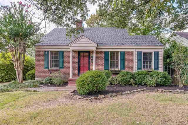 151 S Fenwick Rd, Memphis, TN 38111 (MLS #10108932) :: Your New Home Key