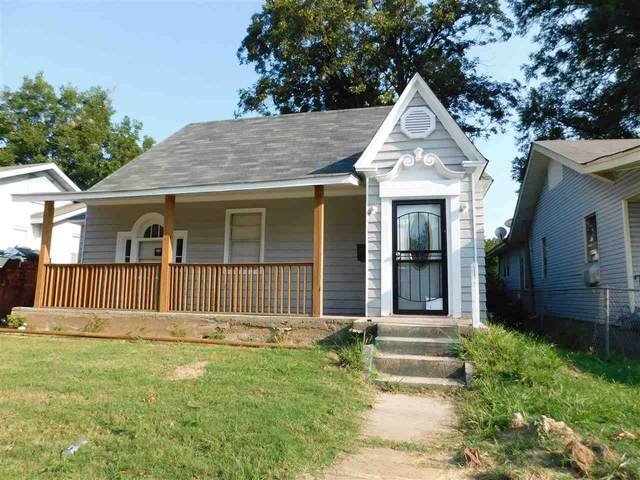 606 E Mallory Ave, Memphis, TN 38106 (#10108939) :: J Hunter Realty
