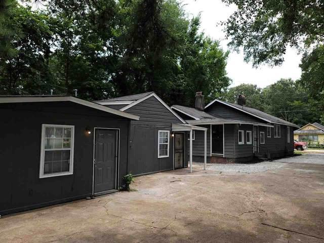 3402 Coleman Ave, Memphis, TN 38122 (#10108944) :: The Home Gurus, Keller Williams Realty