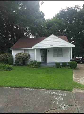2080 Warren St, Memphis, TN 38106 (#10108962) :: RE/MAX Real Estate Experts