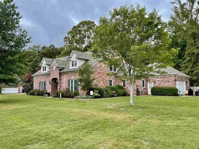 160 Deerfield Cv, Somerville, TN 38068 (#10108964) :: RE/MAX Real Estate Experts